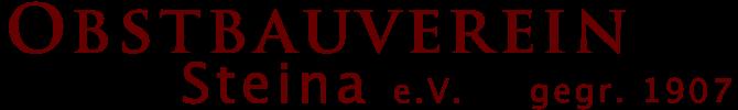 Obstbauverein Steina